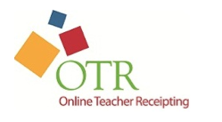Online Teacher Receipting Logo